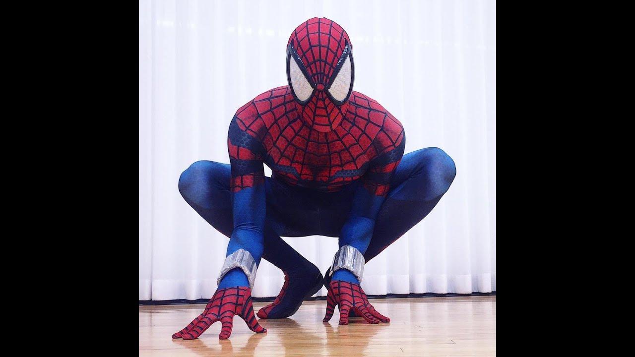 My  RPC Studio  Stunning Ben Reilly Spider-Man Suit & My