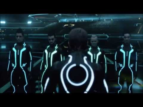 Knife Party - 404[Tron:Legacy](Video)