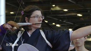Kyudo Japan Expo 2014