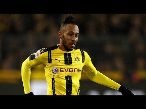 Download Aubameyang gol 1-0 Borussia Dortmund vs Benfica Champions League 08/03/2017