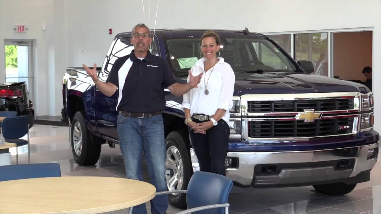 The Brand New Dealership at F X Caprara Chevrolet Buick - YouTube
