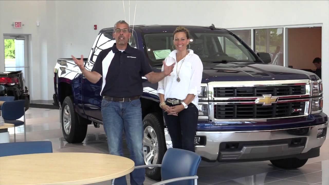 The Brand New Dealership at F X Caprara Chevrolet Buick ...