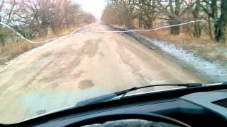 Дорога НОВАЯ ОДЕССА - ЕЛАНЕЦ 45 км.(, 2015-12-05T19:58:09.000Z)