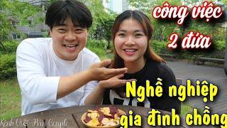 Cuộc sống Hàn Quốc: Nghề nghiệp chồng và gia đình chồng