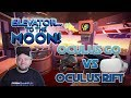 Elevator To The Moon Oculus Rift VS Oculus Go Comparison And Review mp3