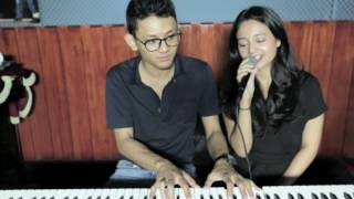 Beauty And The Beast (Cover by Elyzia Mulachela &  Reyhan Akil)