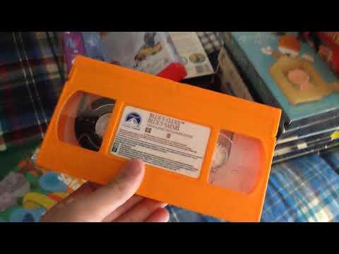 Blue's Clues: Blue's Safari 2000 VHS