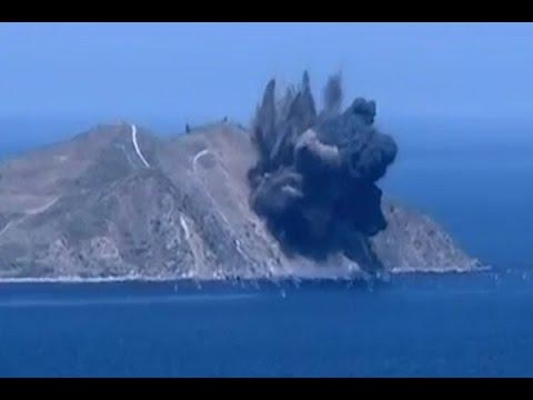 Corea del Norte lanza un misil balístico en aguas de Japón