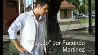 Caruso (en español) - Facundo Martinez