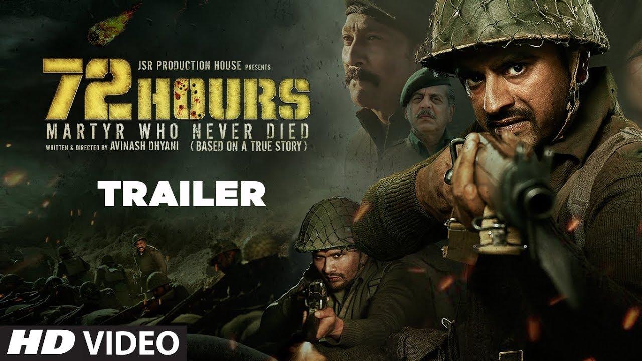 Image result for Official Trailer : 72 HOURS | Avinash Dhyani, Mukesh Tiwari, Shishir Sharma | T-SERIES