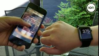 ION Rewards – Apple Watch: CODE (3-Digit) Checkout