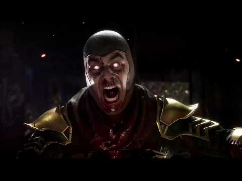 Mortal kombat 11 Ranqueada #1