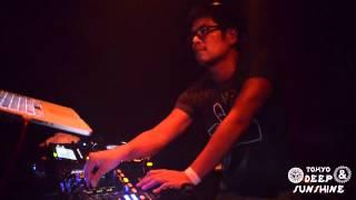 DJ SHINKAWA @ DEEP&SUNSHINE TOKYO #4 2014.09.06  R Lounge