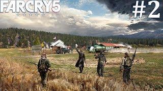 """Прохождение Far Cry 5 Серия 2 """"Побег из Пекадо"""""""