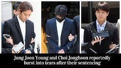 The Court Sentenced Yuri's Brother, Jung Joon Young And Choi Jong Hoon To 4-6 Years Imprisonment