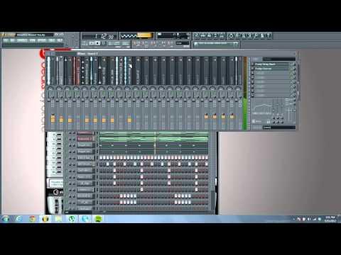 Chris Brown - Shouldve Kissed You Instrumental Remake fl studio!!!