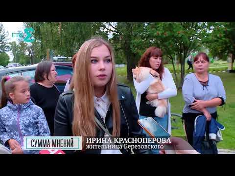 Трагедия в Березовском. Причины, версии, последствия