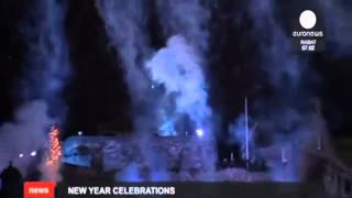 New Year 2014 celebrations around the world