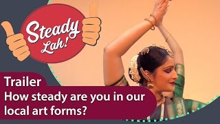 Are you steady enough for the intricate movements of Indian dance o...