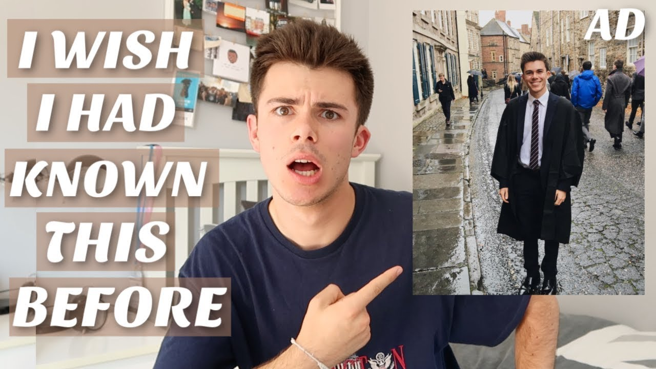 Download first year at uni: what i wish i'd known (university freshers tips)