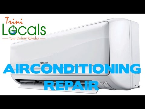 TRINIDAD AND TOBAGO Air conditioning repair
