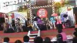 Zoo-La-Zooフジテレビ賞受賞! 2007お台場冒険王僕らのバンド祭り