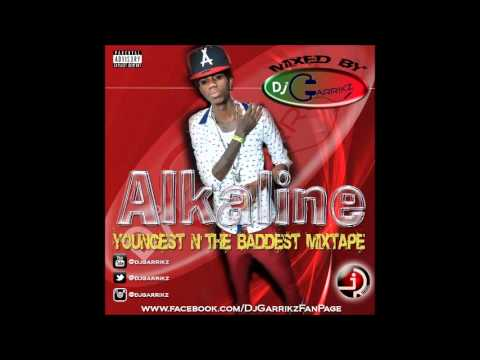 Alkaline 2014 MixTape  Dancehall Mix  @DjGarrikz Best Of Alkaline
