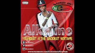 Alkaline 2014 MixTape - Dancehall Mix by @DjGarrikz (Best Of Alkaline)