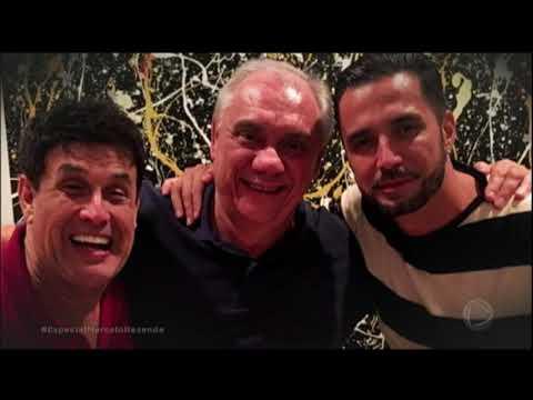 Familiares e amigos de Marcelo Rezende relembram momentos especiais com o apresentador