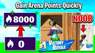 How To Always *GAIN* Arena Points ( Reach Champs INSANELY Fast!!)