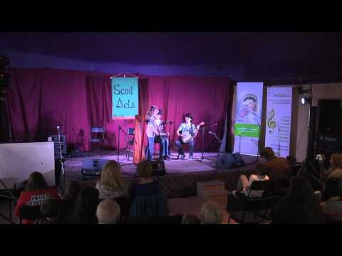 The Needham Family play Scoil Acla: Traditional Irish Music from LiveTrad.com