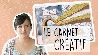 EXPLORER SA CRÉATIVITÉ : Le Carnet créatif !