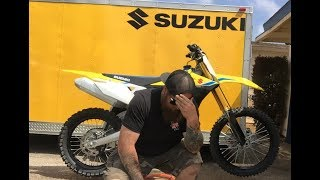 Did I make a bad decision? Buying the all new 2018 RMZ450