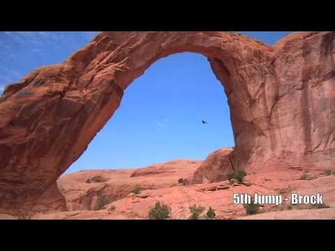 Corona Arch Rope Swing Moab Utah