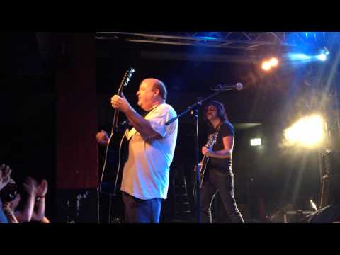 12.08.15 Kyle Gass Band Our Job to Rock Live in Rostock