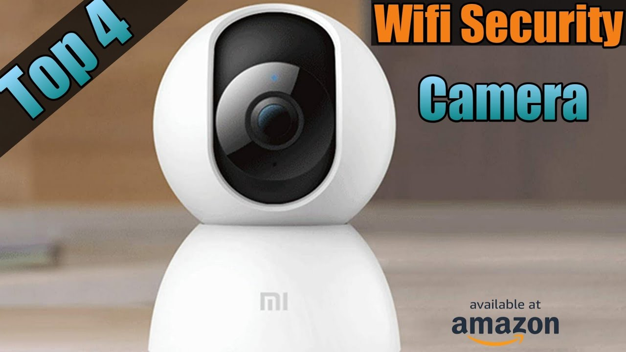 Best wifi security camera system for home 2021 | Top 4 CCTV camera for outdoor India
