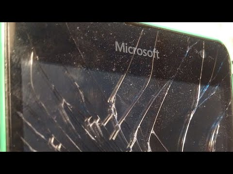 Replacing A Lumia 535 Screen