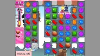 Candy Crush Saga Level 700 3* NO BOOSTERS