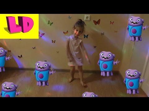 Дом мультфильм танец о