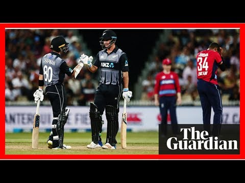 England miss out on T20 tri-series final despite narrow win over New Zealand