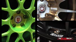 How HRE Forged Wheels Are Made - The Octane Report