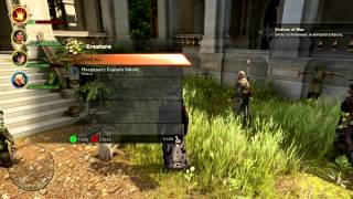 Dragon Age: Inquisition - Rogue Gameplay [PC Ultra Settings]