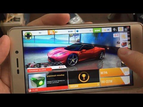 Как идут игры на Xiaomi Redmi 3X