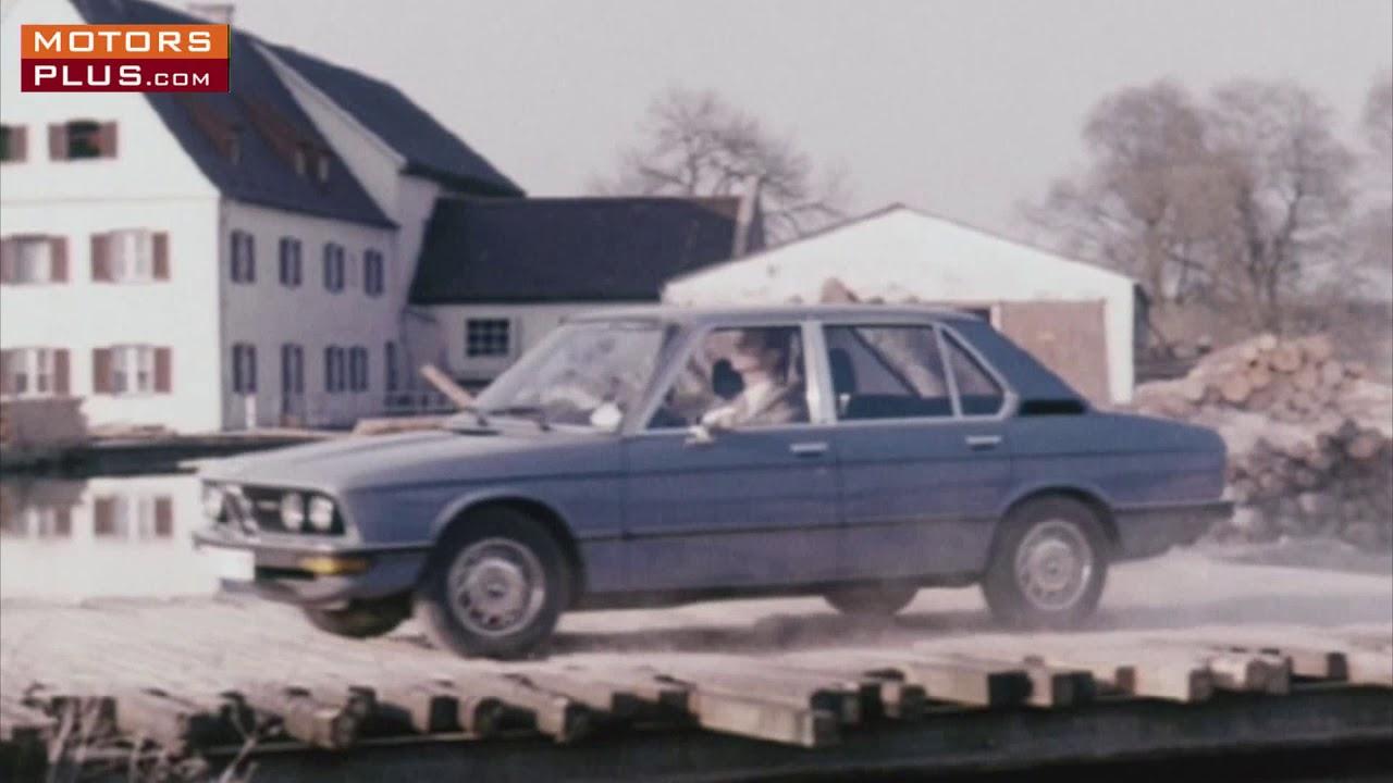 Bmw 1st Generation 5 Series E12 1972 1981 Youtube