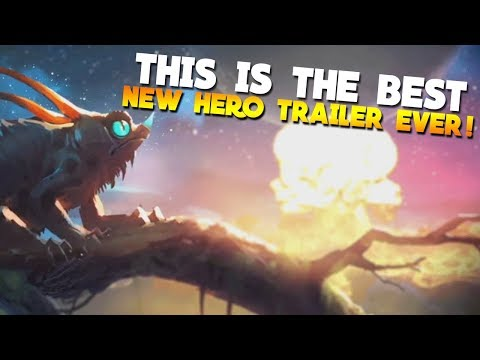 EPIC Trailer For The NEW HERO! Mobile Legends