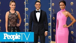 2019 Emmy Awards: People and Entertainment Weekly Red Carpet | PeopleTV