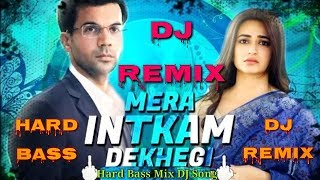 Jo Dil 💘 Mai Bhara Tune Dekhegi Us Jahar Ko | Full BASS | Hard_Mix DJ Song | New Sad Song 2019