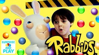 Parkpass at Rabbids Indoor Playground