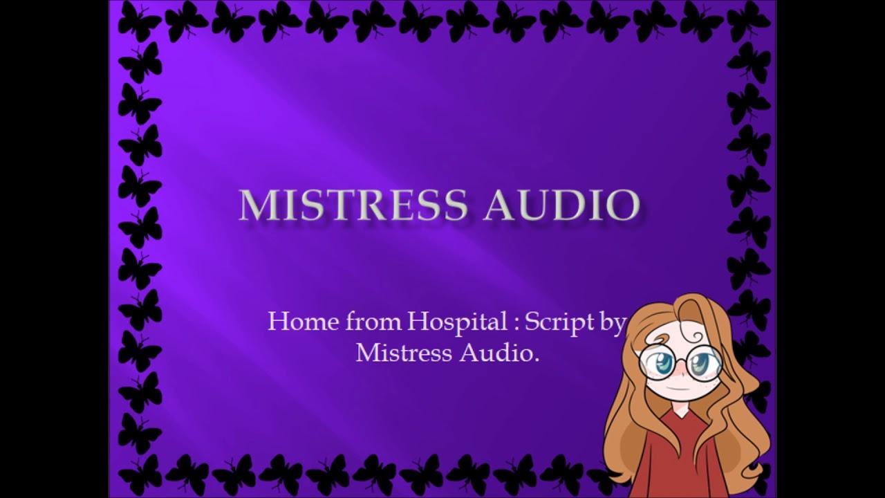 ASMR Girlfriend Roleplay: Home From Hospital [Driving Me Home] [LGBT]  [Sleepy] [Mumbling]]