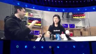 Facebook F8 Building 8 Project Hear With Your Skin demo